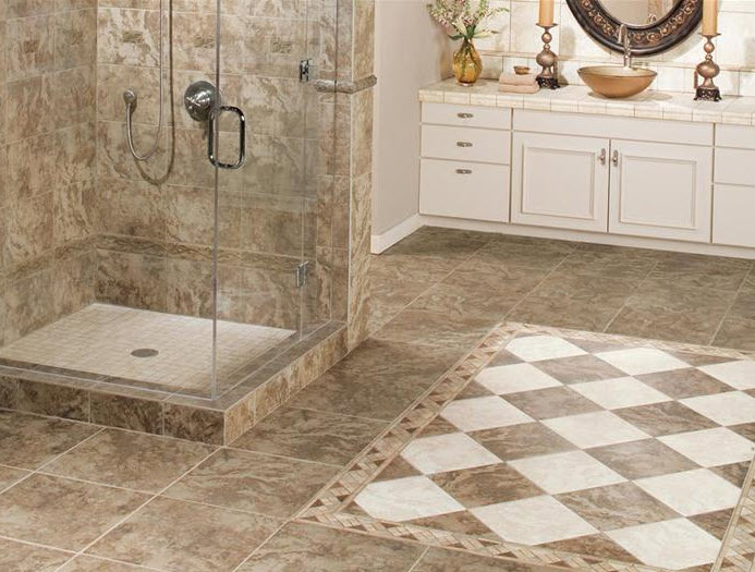Count On Us To Find You The Right Ceramic Bathroom Tile And More