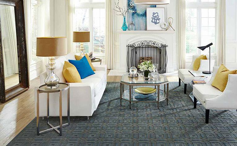Interior Design Ideas For Large Living Rooms Flooring America